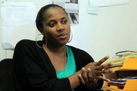 Thandeka Nyoka giving paralegal advice